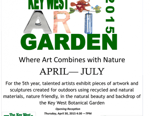 A Key West Tropical Forest & Botanical Garden Event