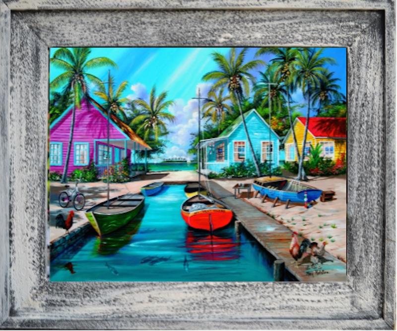 Key West Canal